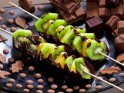 20 Healthy Summer Recipes and Summer Drinks Fruit Kebabs