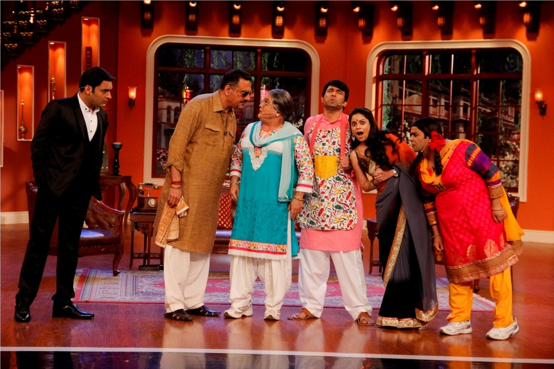 Boman Irani on Comedy Nights With Kapil