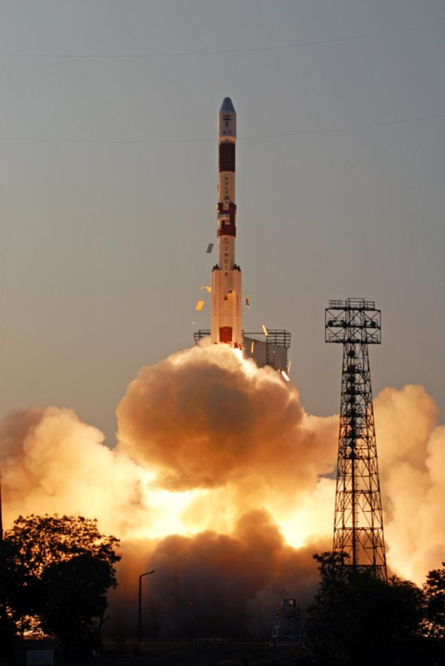 india successfully launches irnss India got a step closer to establishing indigenous alternative to us - owned gps by launching the second of the seven navigation satellites.