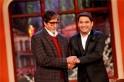 Amitabh Bachchan and Kapil Sharma