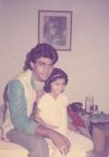 Tanishaa Mukerji and Mohnish Behl
