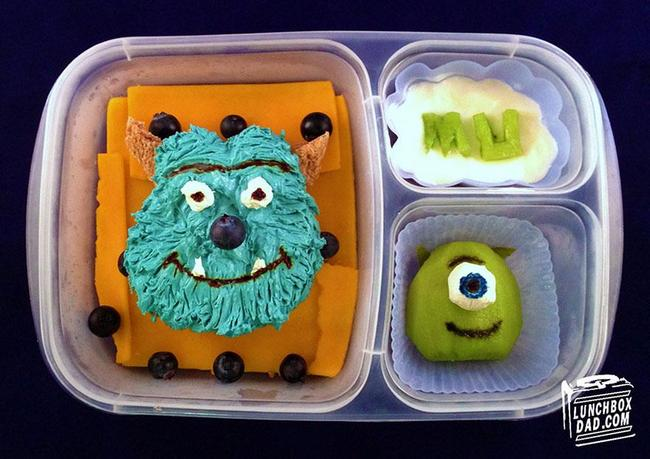 Monsters Inc. Lunchbox