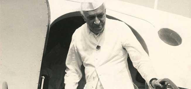 Pt. Jawaharlal Nehru