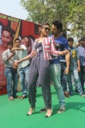 Varun and Ileana grooved to the tunes of Palat