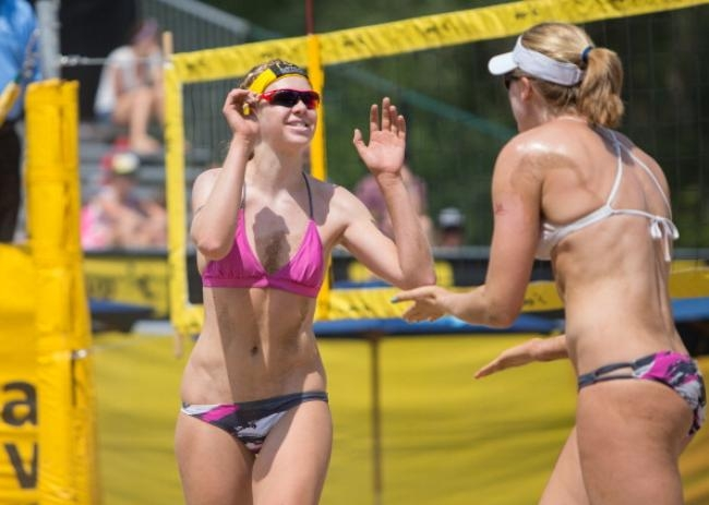 hot volleyball players nude