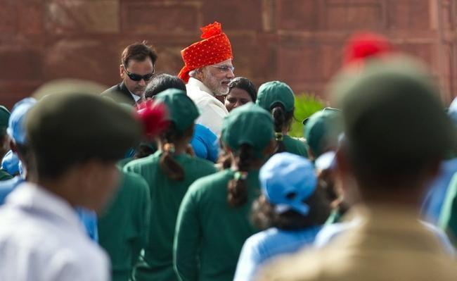 PM Modi addresses the nation