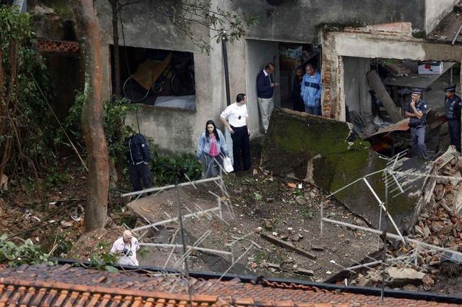 Crash Kills Brazilian Presidential Candidate
