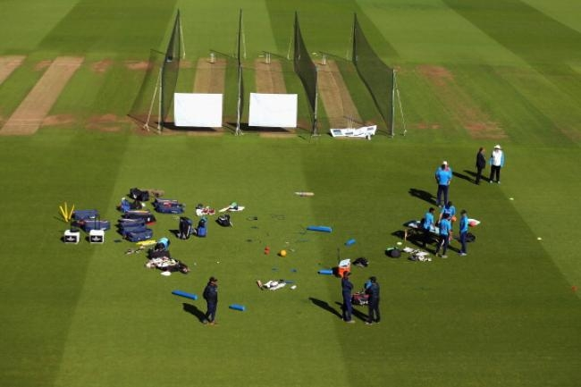 England and India Nets Sessions