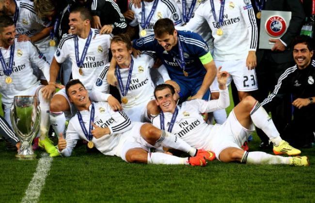 Real Madrid v Sevilla FC - UEFA Super Cup