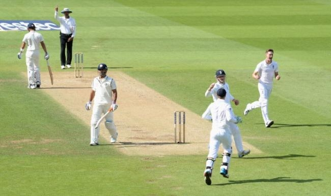 England v India: 5th Investec Test - Day Three