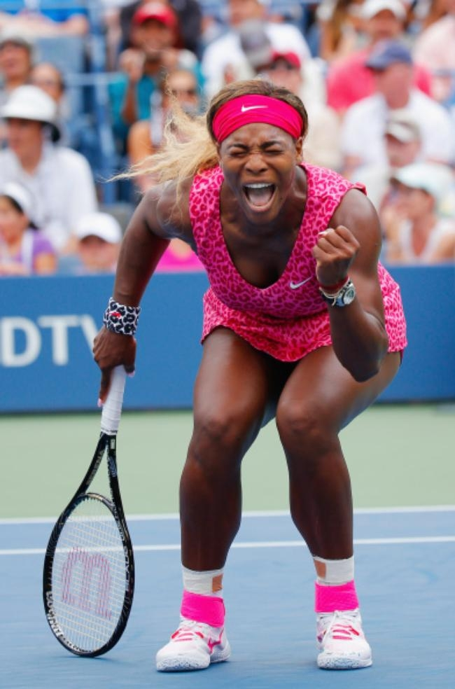 2014 US Open - Day 6