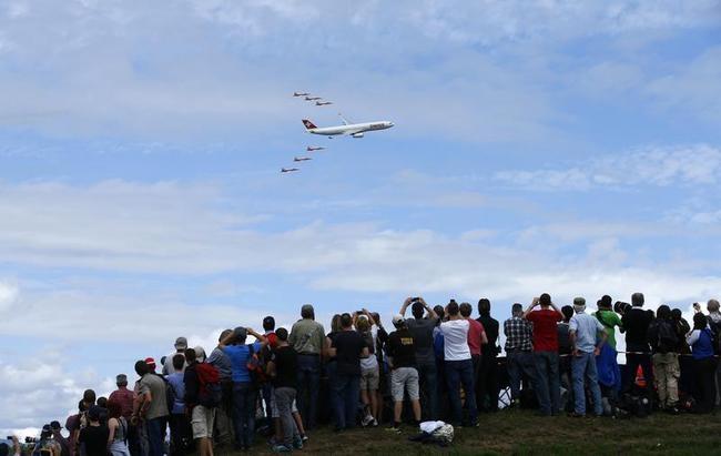 Switzerland: Air14 Airshow