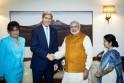 Modi Meets Kerry