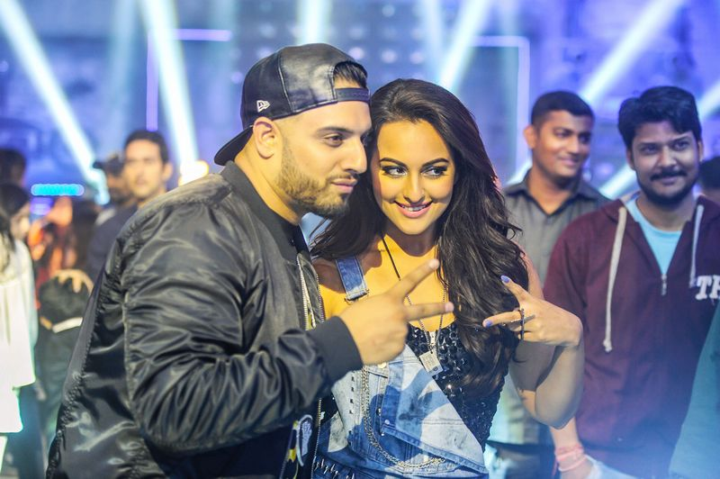Imran Khan and Sonakshi Sinha