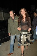 Saif Ali Khan and Rosa Catalano