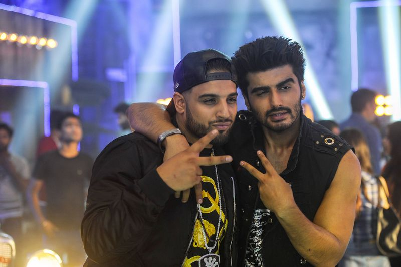 Imran Khan and Arjun Kapoor