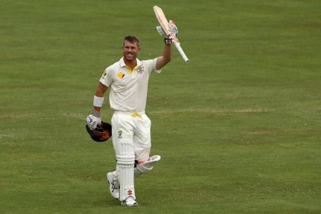Warner Got to an attacking ton in the 2nd innings