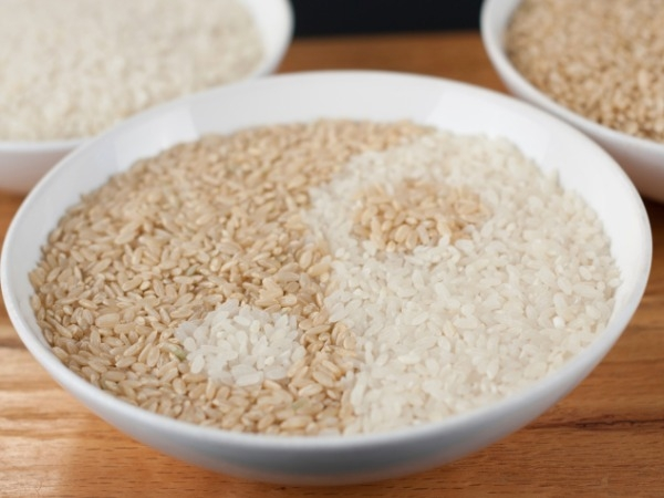 Beauty Tips: Foods For Acne Prone Skin Brown Rice