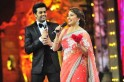 Manish Paul and Madhuri Dixit Nene