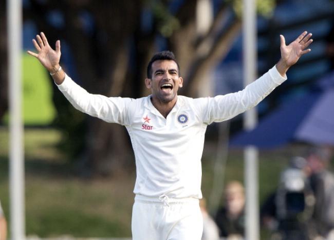 Zaheer Khan - 9 wickets