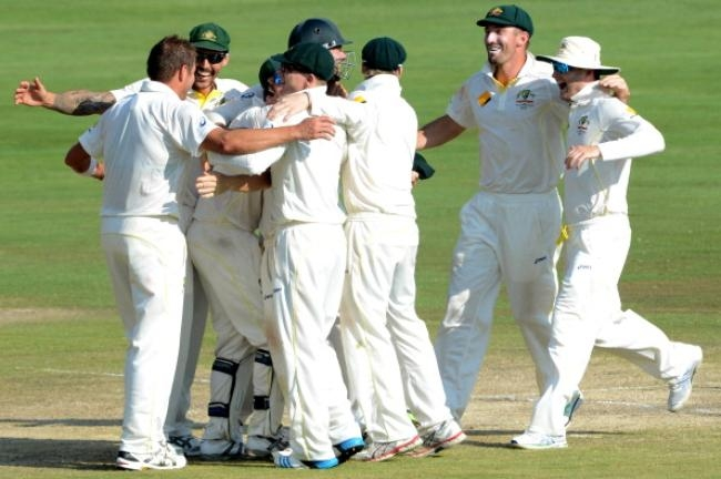 South Africa v Australia - First Test: Day 4