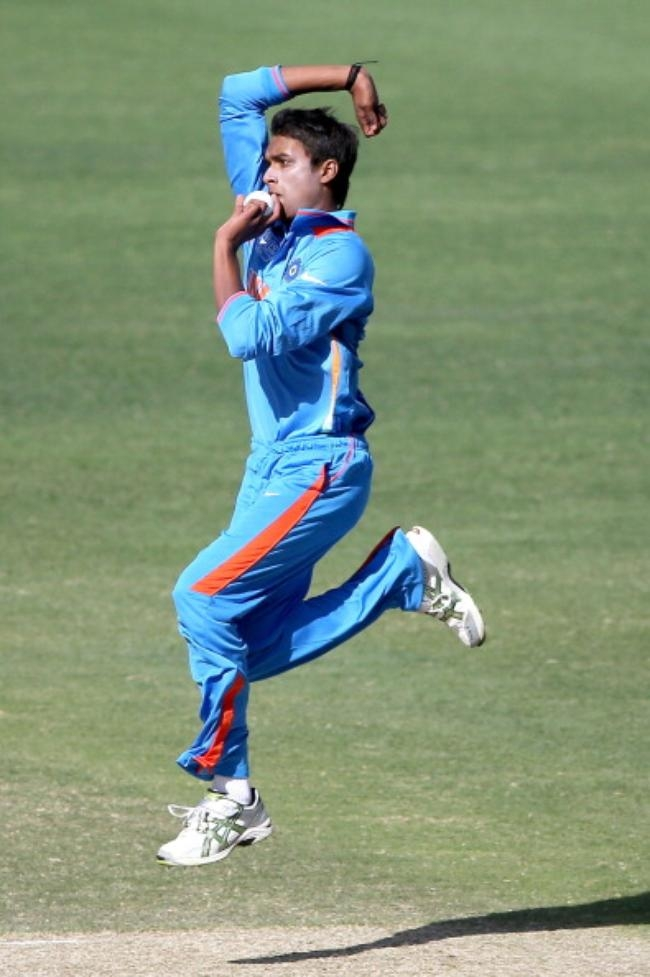 CV Milind - Two Wickets in Three Games