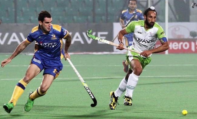 Incidentally, the win came as a revenge for Jaypee Punjab Warriors who lost by identical 1-3 margin at the hands of Delhi Waveriders in the inaugural match of HHIL 2014 at Mohali