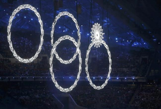 Amidst controversy Sochi 2014 begun on a grand note but there was an Olympic size goof up
