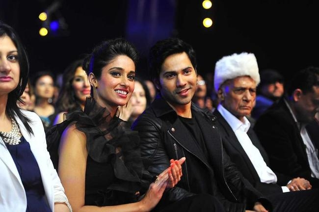 Varun Dhawan and Ileana D