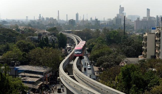 Mumbai Monorail