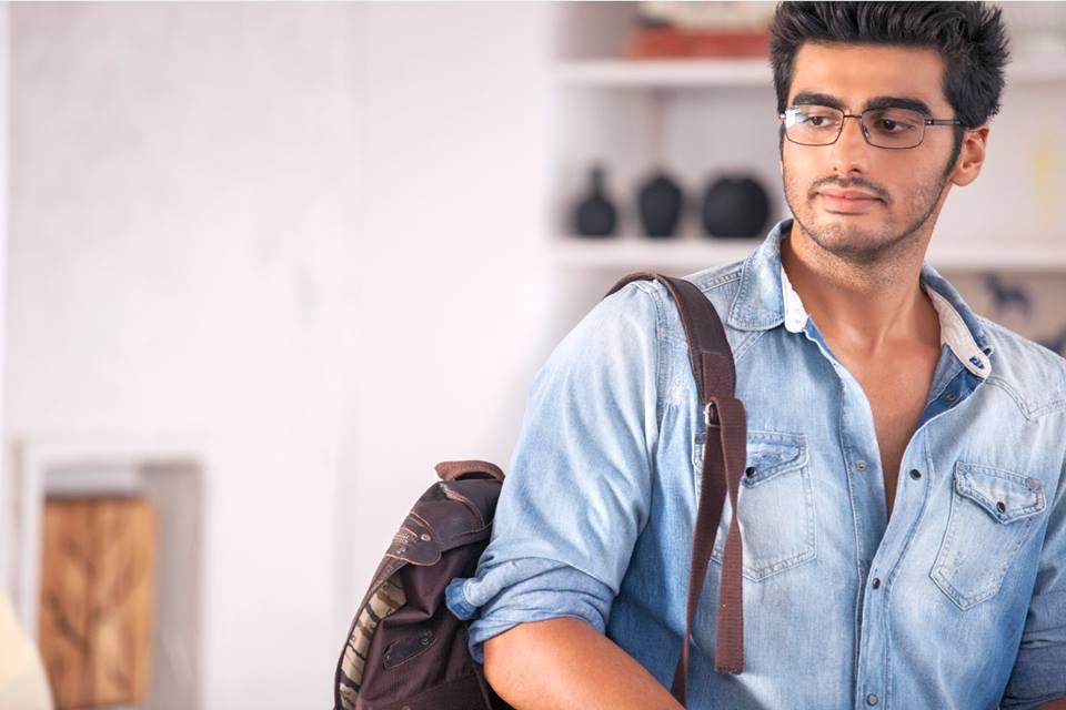 Arjun Kapoor as Krish Malhotra