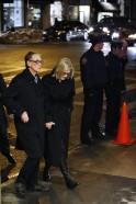 Philip Seymour Hoffman Funeral...