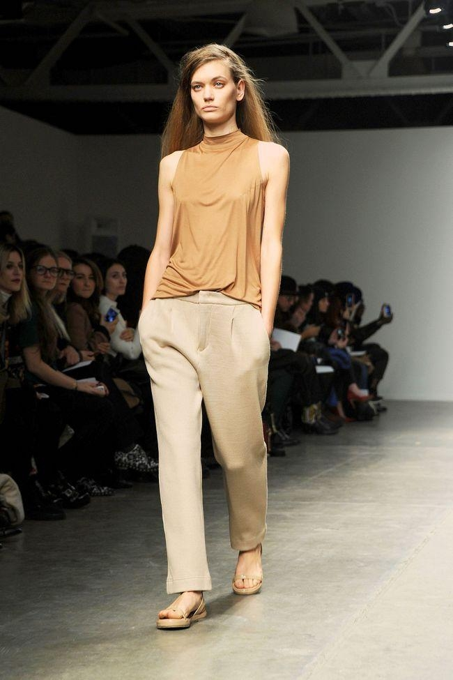 Karolyn Pho - Presentation - Mercedes-Benz Fashion Week Fall 2014