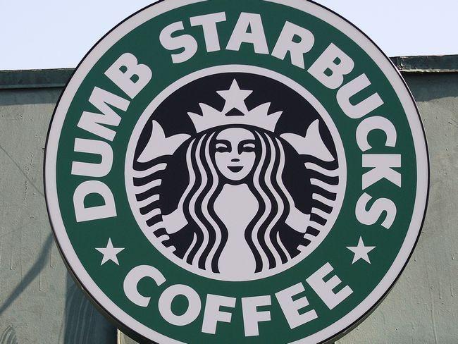 Dumb Starbucks