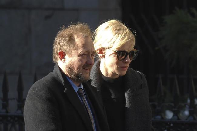 Cate Blanchett, Andrew Upton