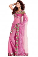 cocktail sari