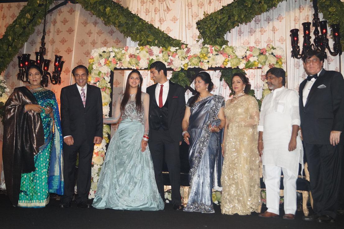 Renuka Chowdhry at Ahana Deol