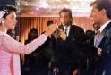 Sanjay Dutt and Salman Khan in Saajan