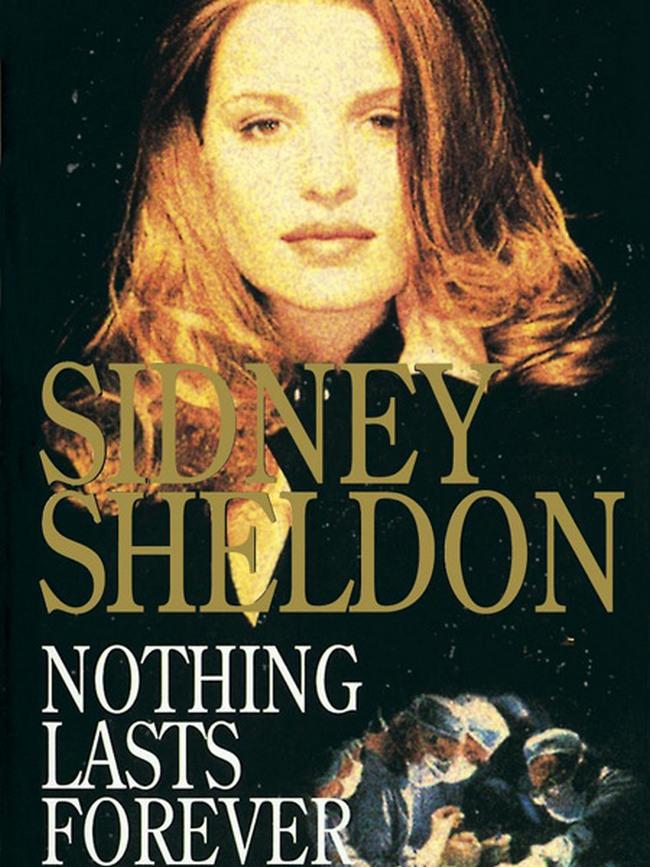 Authors like Sidney Sheldon