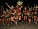 Florida State Golden Girls cheerleaders