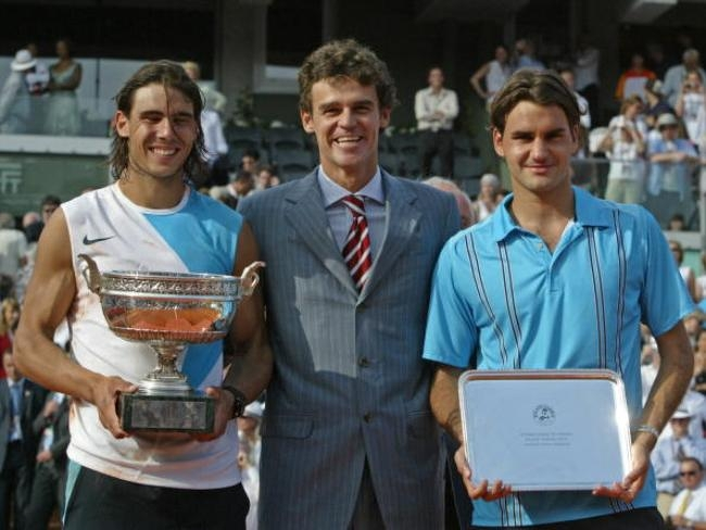 2007 French Open - Men