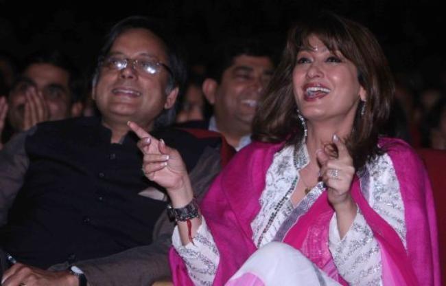 Sunanda Puskhar Tharoor
