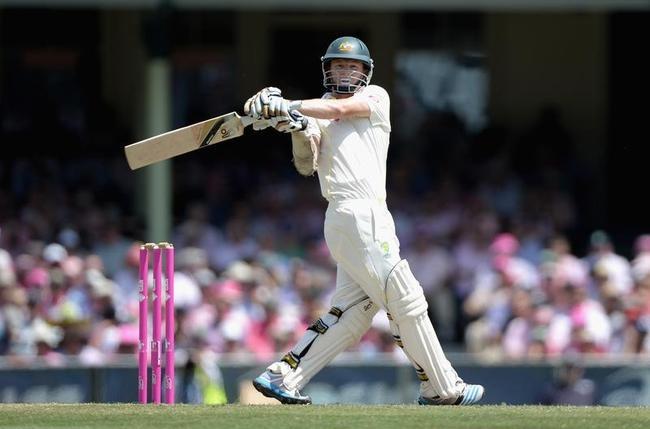 Australia v England - Fifth Test: Day 3