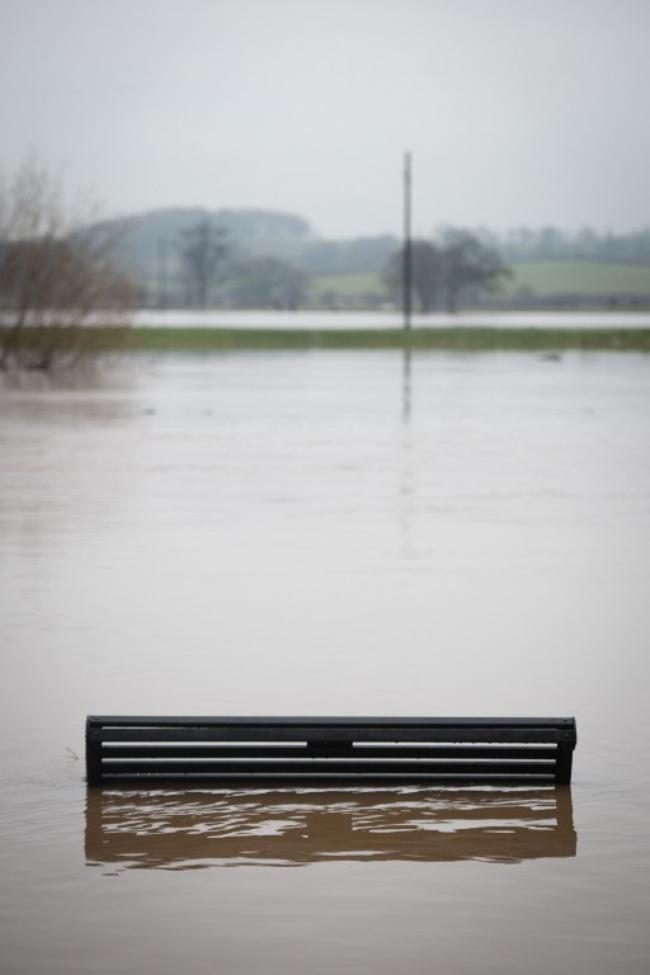 Storms, Floods Ravage England