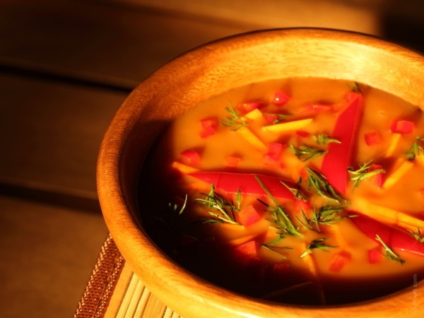 Indian Cuisine: Eating Healthy at a Restaurant : Soups and Shorba
