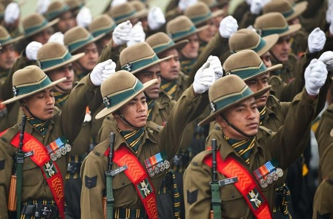 66th Army Day Celebrations