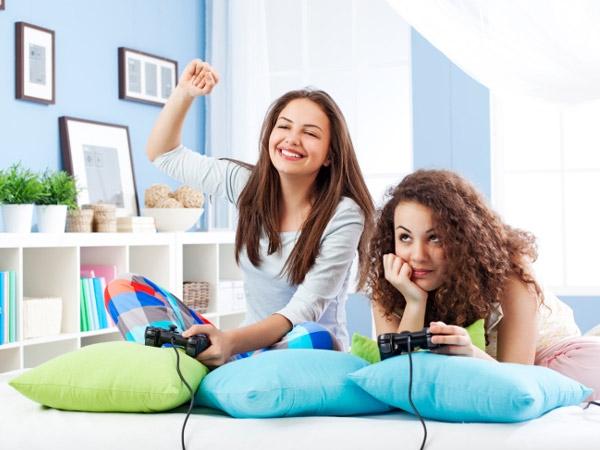 Dance video games