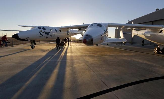 Virgin Galactic Spaceship Makes Third Powered Test Flight