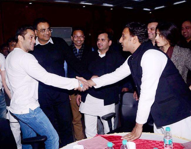 Salman, Aamir and Shah Rukh Khan