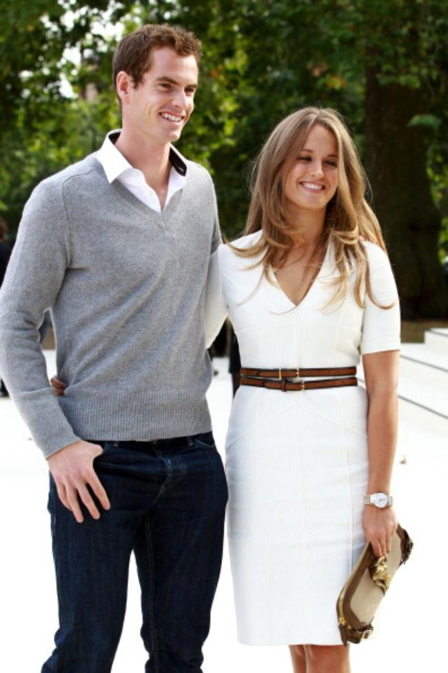Andy Murray-Kim Sears Set To Marry This Year